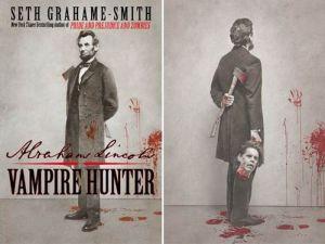 Lincoln Vampire Hunter book jacket