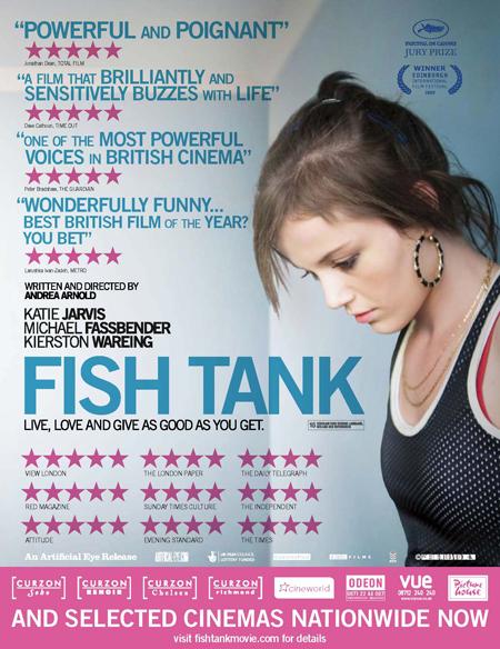 Movie review fish tank 2009 my nerdy pony for Fish tank full movie