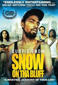 Snow on the Bluff poster
