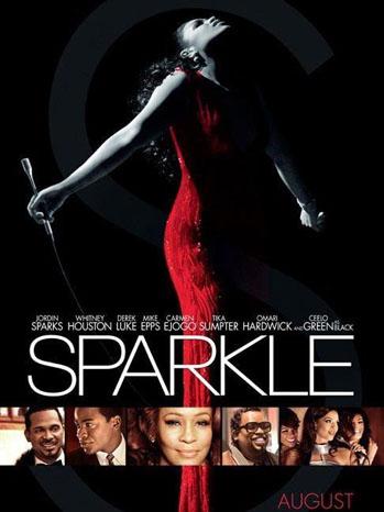 Sparkle 2012 poster