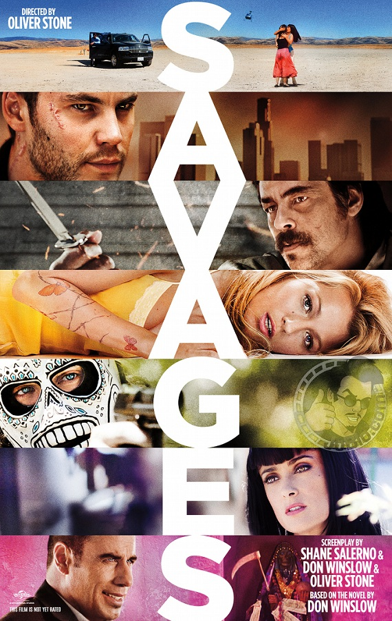 Savages 2012