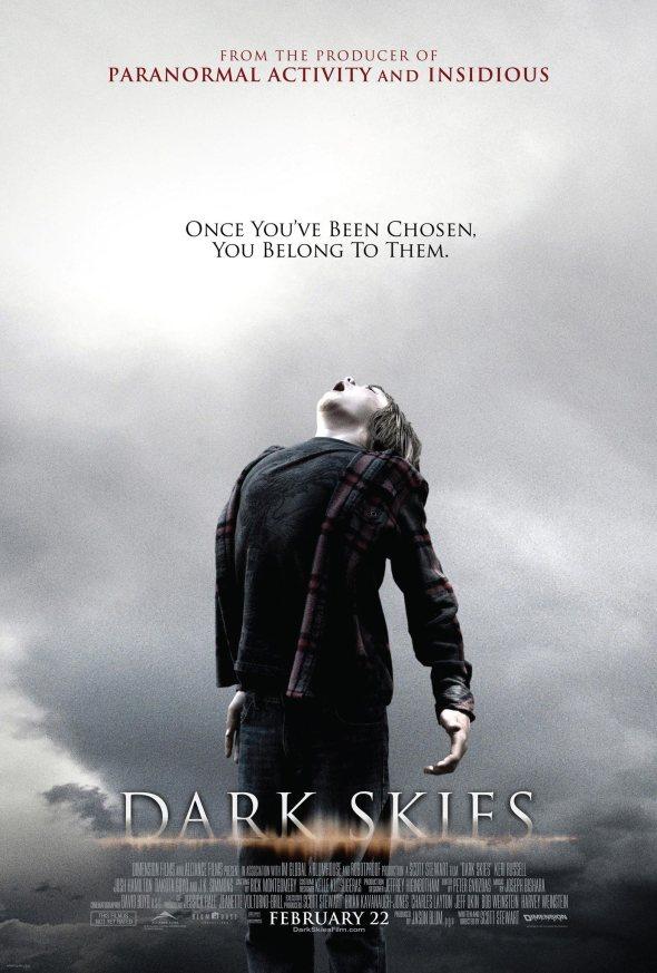 Dark Skies 2013 poster
