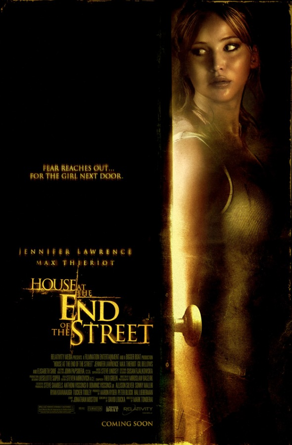 Jennifer Lawrence as Elissa in House at the End of the Street