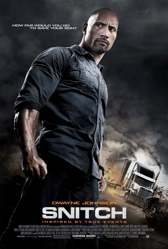 Snitch movie starring Dwayne Johnson