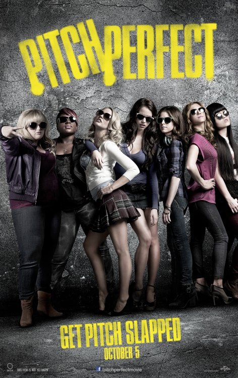 Pitch Perfect 2012 musical comedy