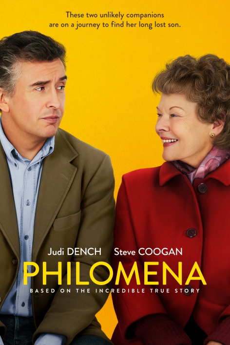 Philomena 2013 poster