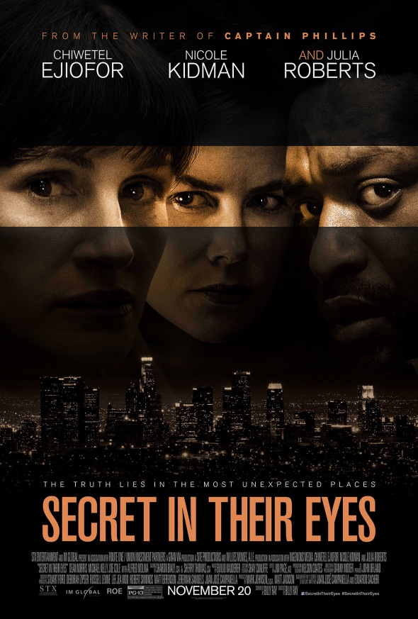 Secret inTheir Eyes movie poster