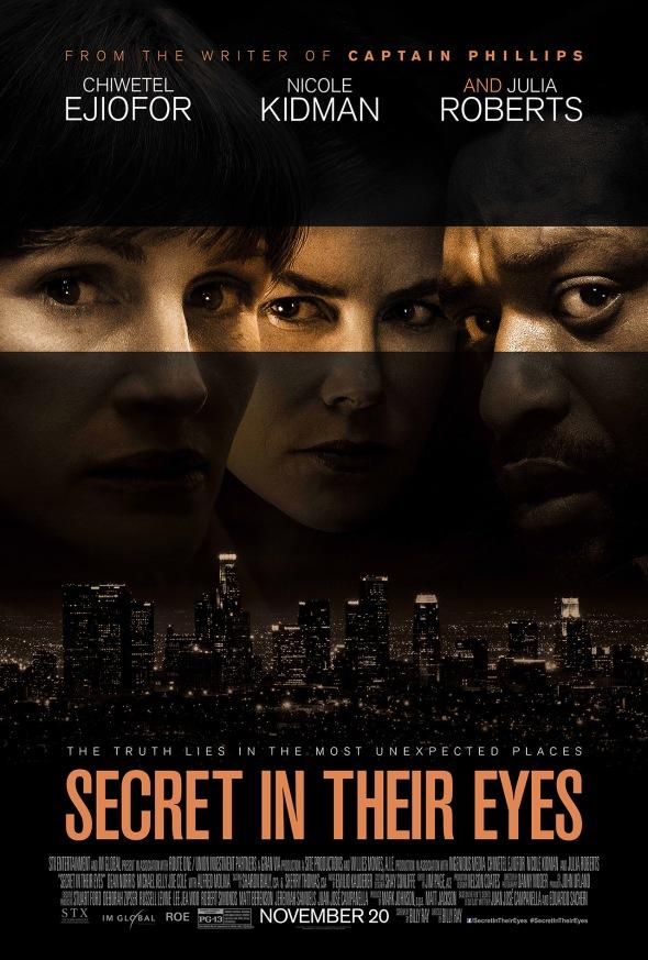 Secret inTheir Eyes movie poster