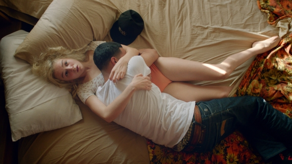 Still from White Girl. Photo from Bank Street Films website.